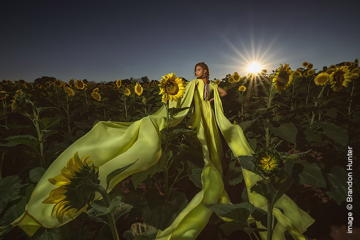 Shutter Magazine Inspirations   Best of Lighting   Image by Brandon Hunter