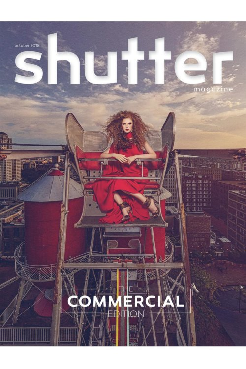 Shutter Magazine October 2018: The Commercial Edition