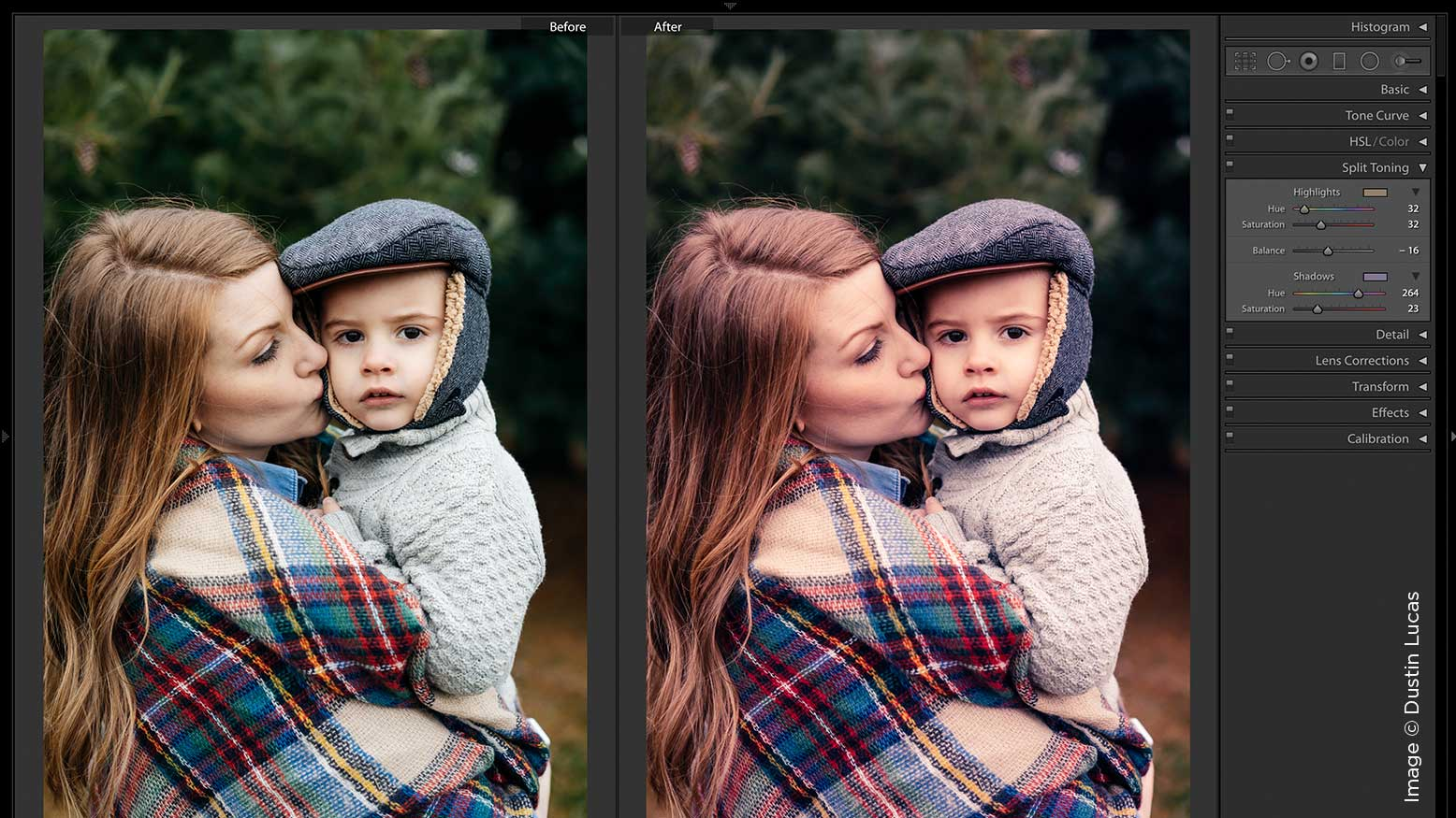How to Edit Color for the Season in Lightroom Classic