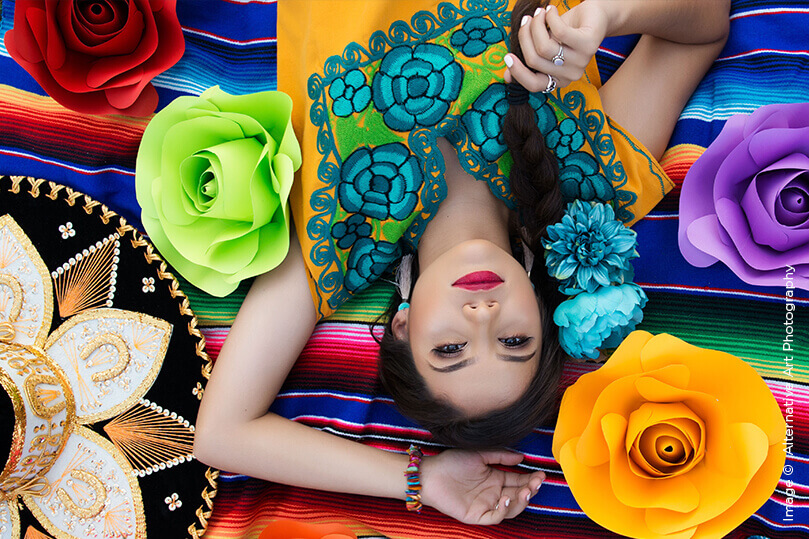 Shutter Magazine Inspirations | Best Senior Portraits | Image by Alternative Art Photography