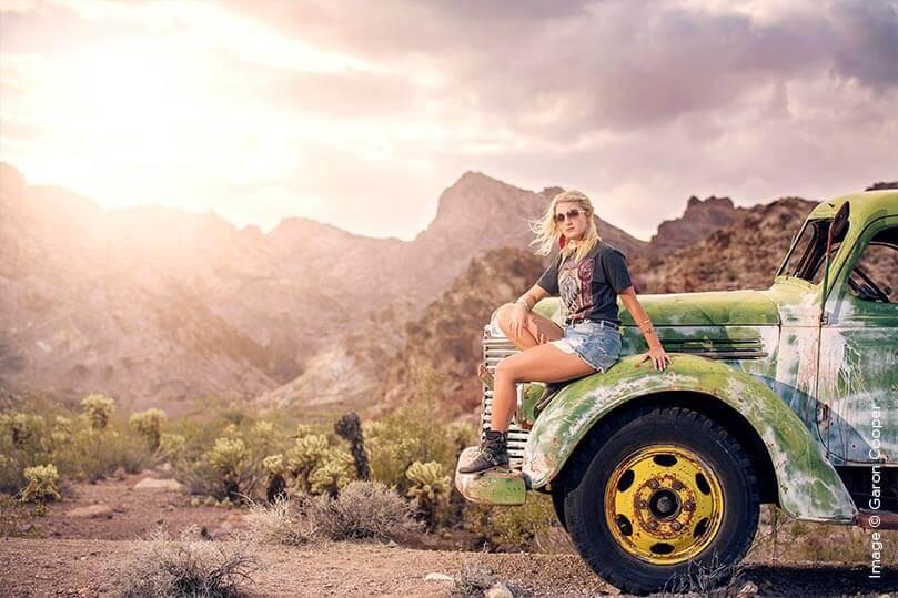 Shutter Magazine Inspirations | Best Senior Portraits | Image by Garon Cooper