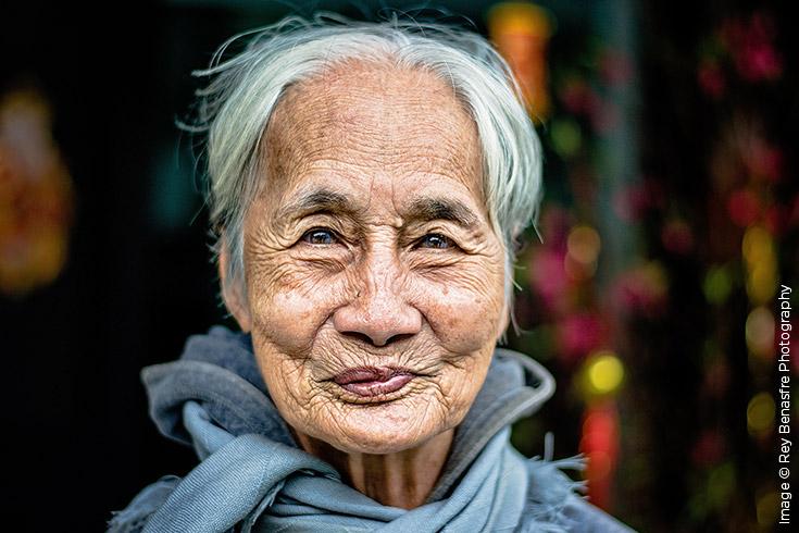 Shutter Magazine Inspirations | Best Travel Portraits | Image by Rey Benasfre Photography