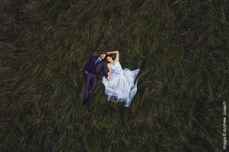 Shutter Magazine Inspirations | Best Wedding Images | Image by Andrew Joseph