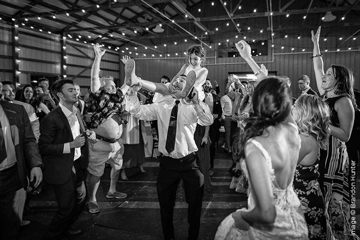 Shutter Magazine Inspirations | Best Wedding Images | Image by Brandon Hunter
