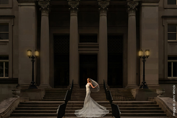 Shutter Magazine Inspirations | Best Wedding Images | Image by John Wrick