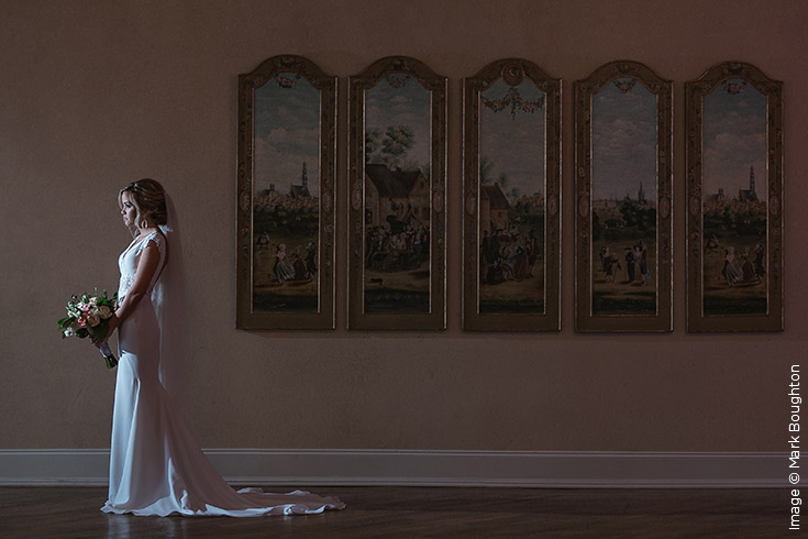 Shutter Magazine Inspirations | Best Wedding Images | Image by Mark Boughton