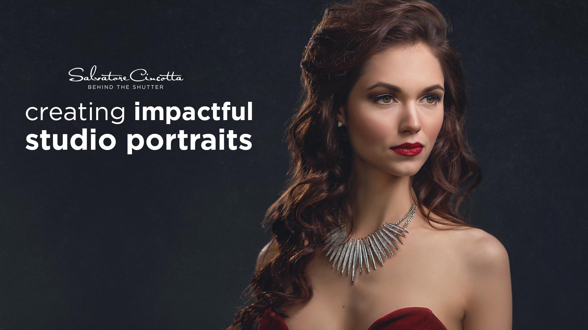 Creating Impactful Studio Portraits | Behind the Scenes