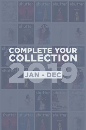 Shutter Magazine // January 2019 – December 2019