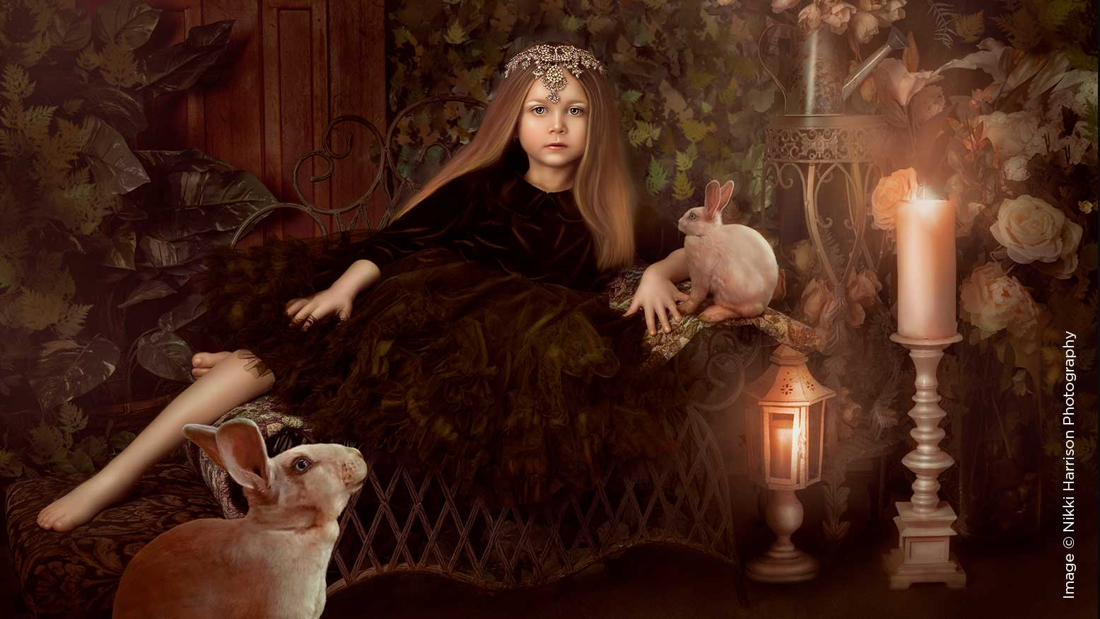 8 Tips to Create Fairytale Styled Child Portraits That Sell