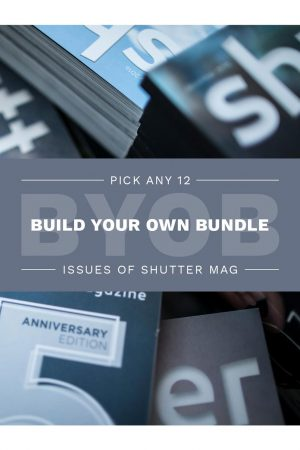 Build Your Own // 12-Magazine Bundle