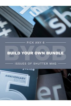 Build Your Own // 6-Magazine Bundle