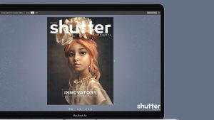 New look for the digital edition of Shutter Magazine