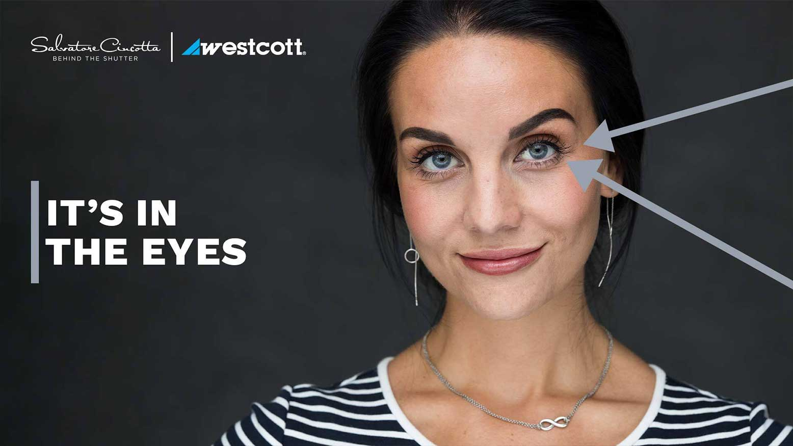 Westcott Eyelighter // Before and After Studio Lighting Photos