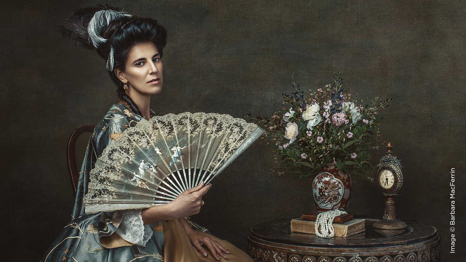 5 Tips for Creating Fine Art Portraits