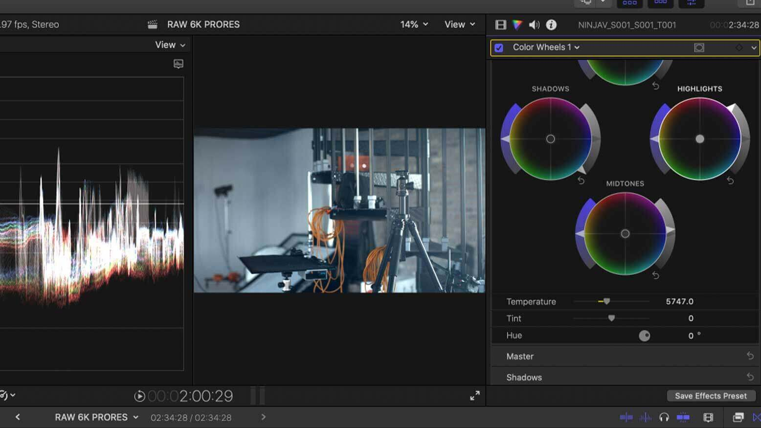 Raw Workflow for Videographers