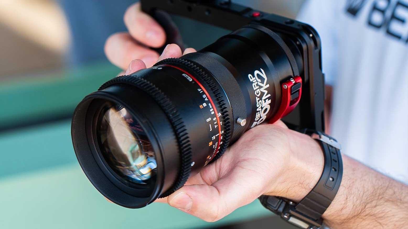 Beastgrip for Videographers