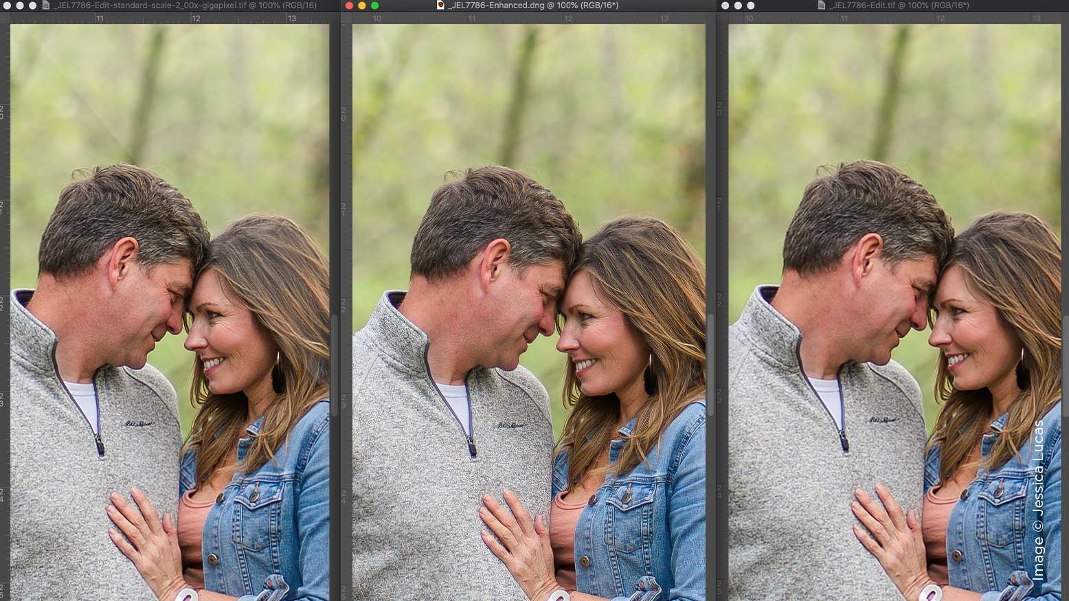 Size Matters: Super Resolution in Lightroom Classic