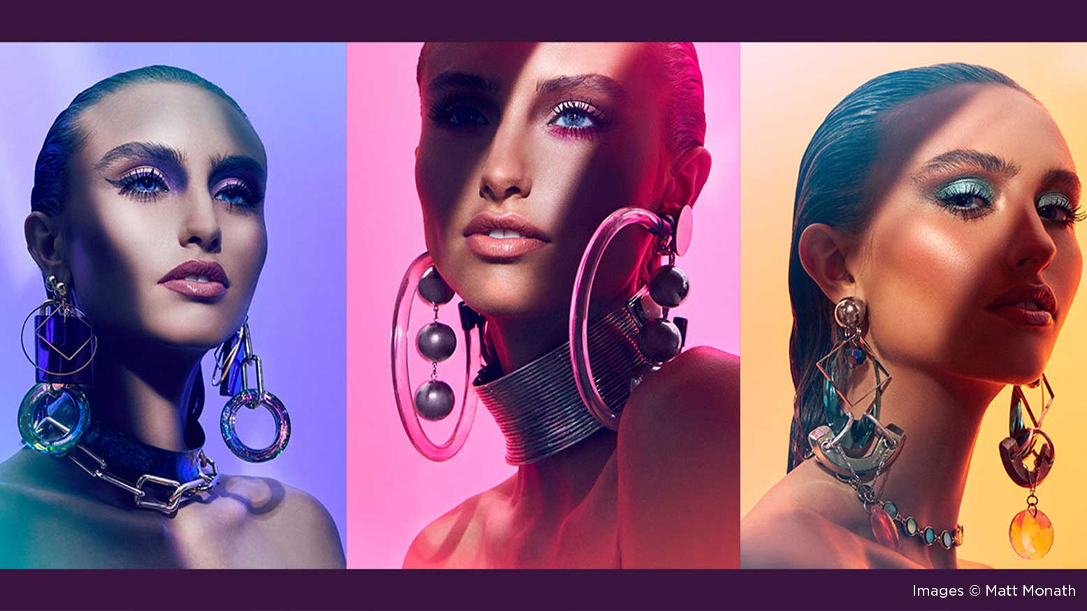 Colorful Lighting with Gels