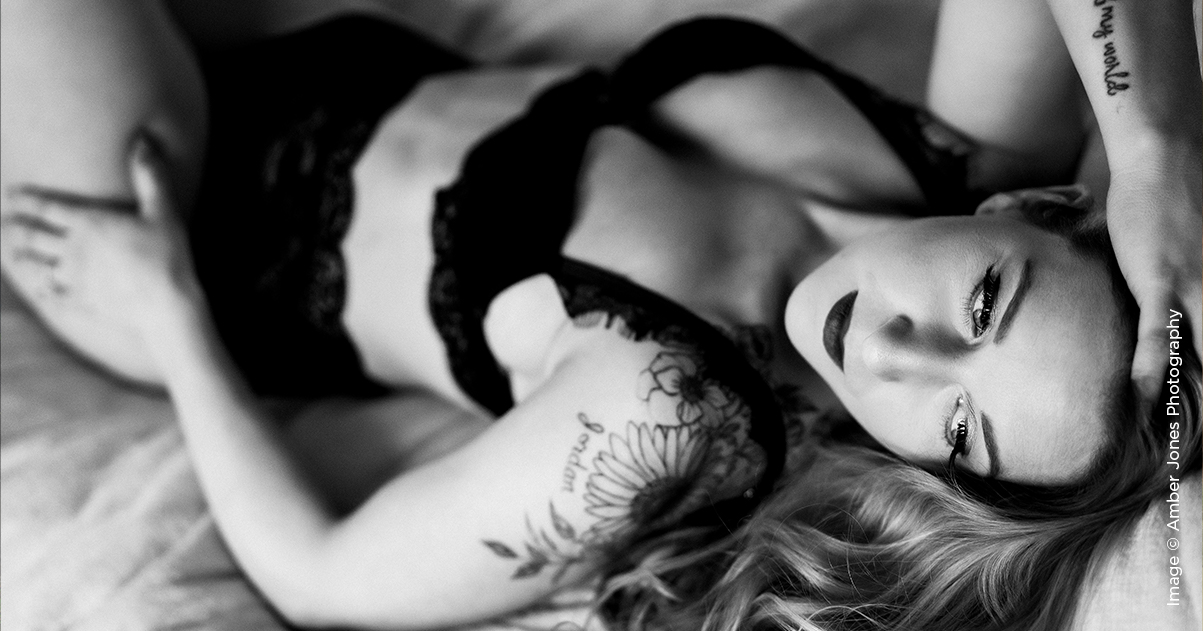 Shades of Gray: Black & White Photography for Boudoir