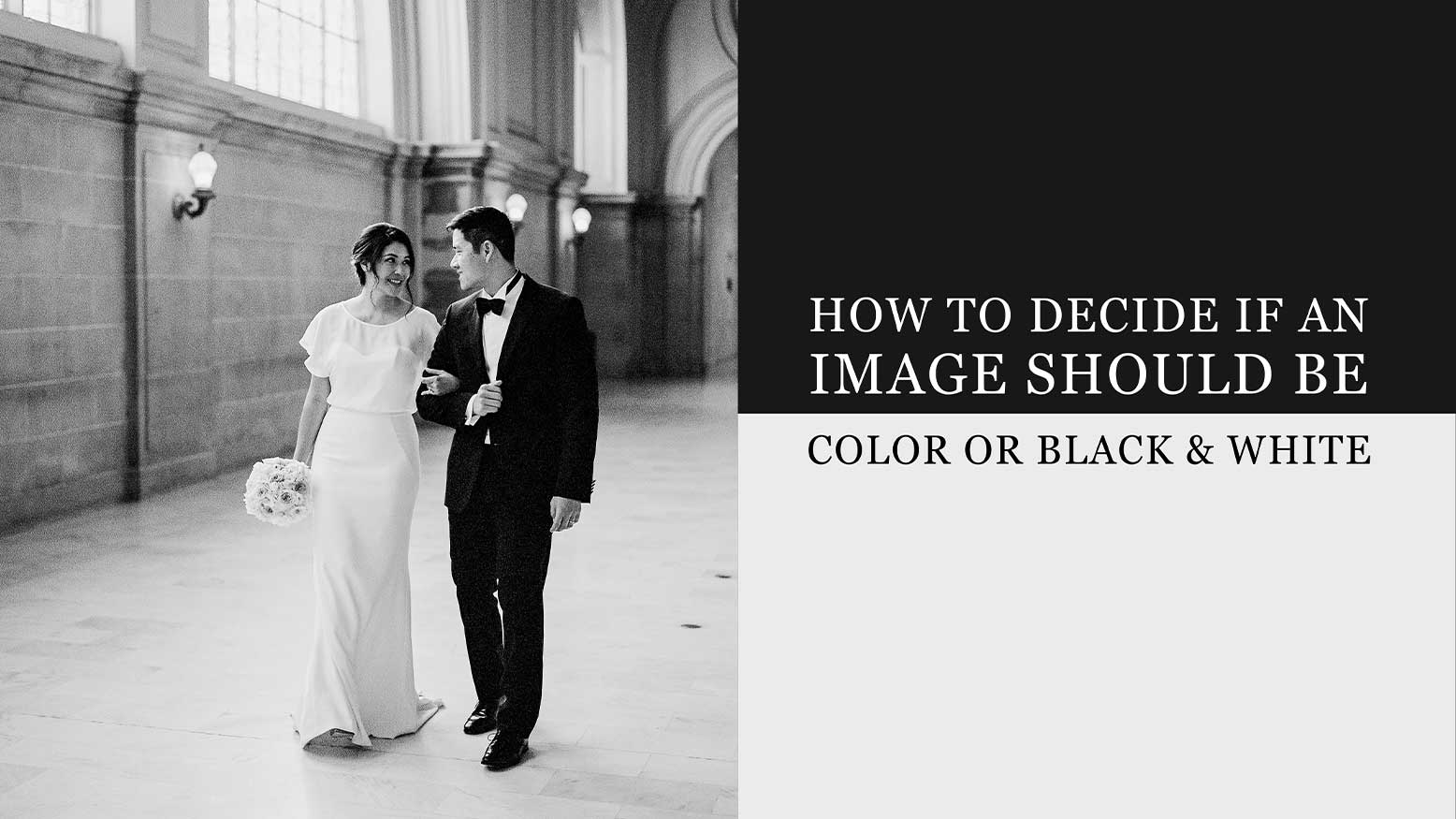 Color or Black & White