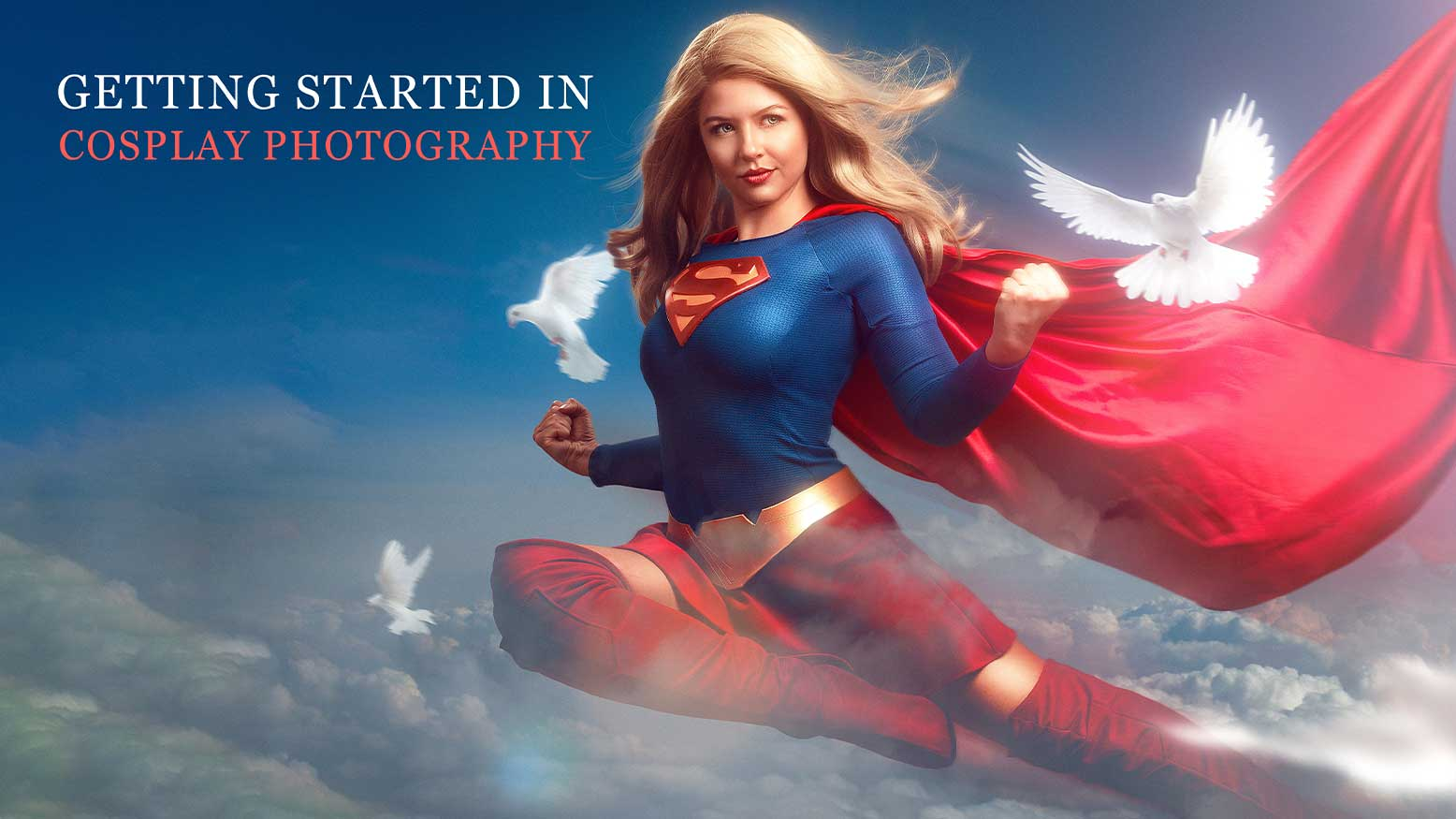 Getting Started in Cosplay Photography