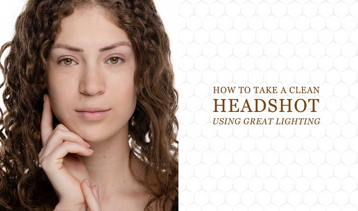 Clean Headshot