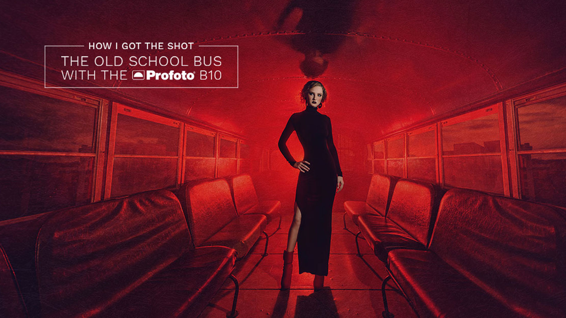 How I Got The Shot: The Old School Bus With The Profoto B10